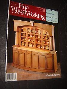 Fine Woodworking Magazine - August 1993 - No. 101 Cabinet Lighting