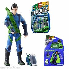 New Official Thunderbirds Are Go Movie Virgil Tracy 90286 Acyion Figure