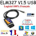 Interface de Diagnostique Multimarque ELM327 USB en Français - VAG COM