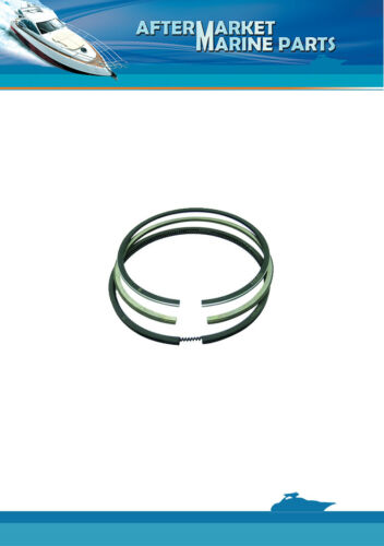 B30 Piston Ring Kit for Volvo Penta B20 STD replaces#: 275344 MB10 series