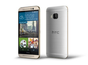 HTC-One-M9-silber-gold-32GB-LTE-Android-Smartphone-ohne-Simlock-5-034-Display-20MP