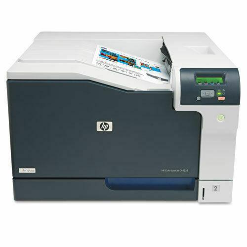 LaserJet CP2025N Laser Printer Plain Paper Print Color Desktop Certified Refurbished