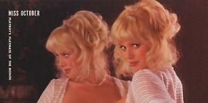Playboy-Centerfold-October-1979-Playmate-Ursula-Uschi-Buchfellner-CF-ONLY