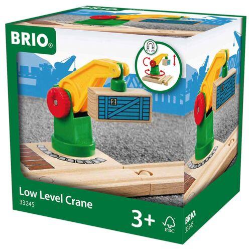 Ravensburger BRIO World Low Level Crane