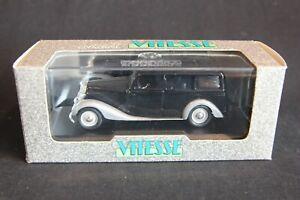 Vitesse Mercedes-Benz 170 Break 1:43 black / silver #150350 (JS)