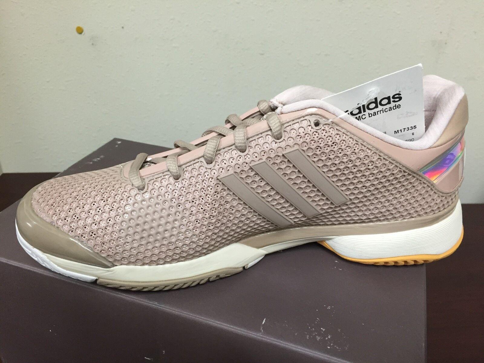 Chaussures de tennis pour femmes aSMC Barricade Adidas, style m17335