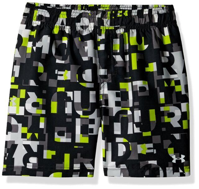 258e70594e Buy Boys Under Armour Board Shorts YMD Medium Swim Trunks Swimsuit ...
