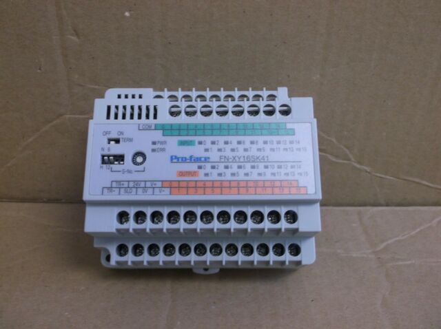 Pro-Face FN-XY16SK41 Input Output Module
