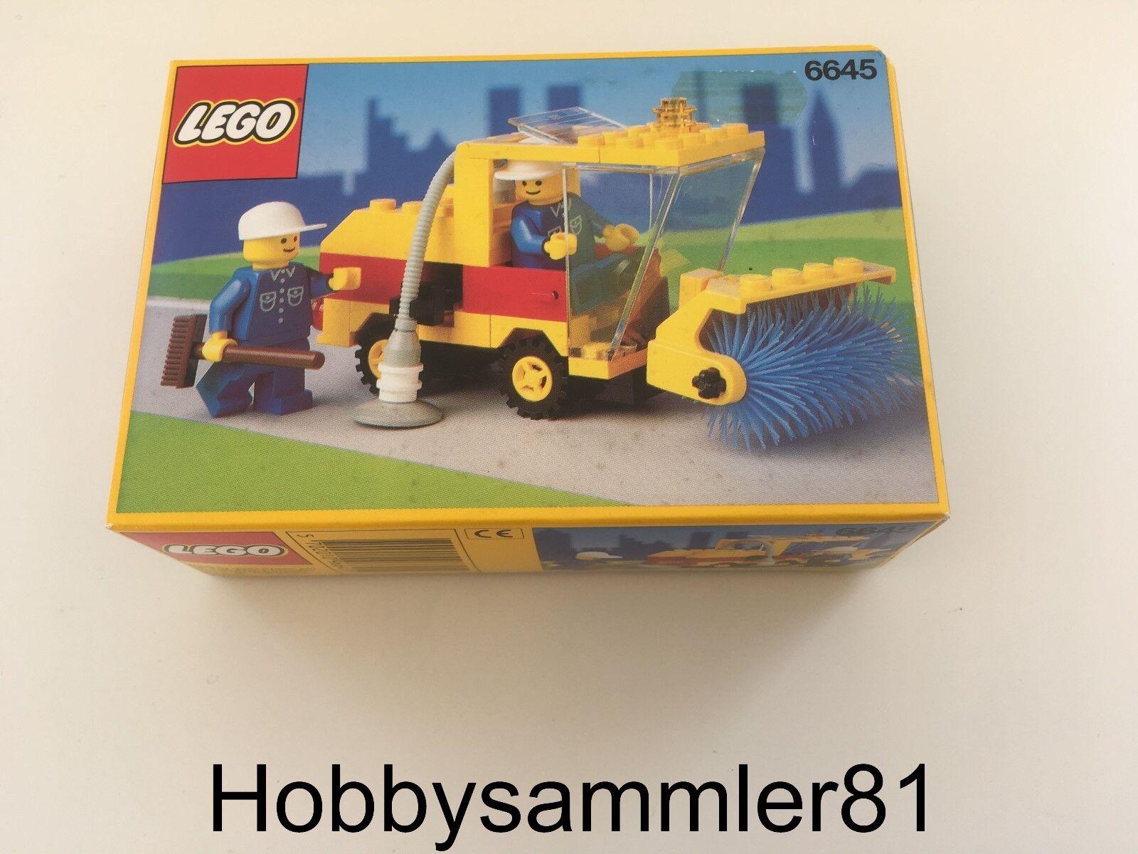 Lego® 6645 Street Sweeper / Straßenfeger / Neu und OVP