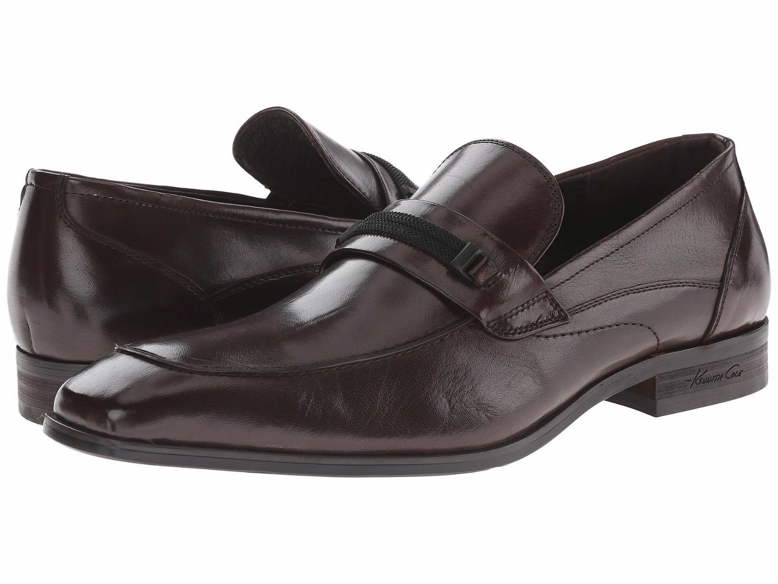 Size 11.5 KENNETH COLE Leather Mens shoes  Reg 158 Sale  79.99 LastPairs