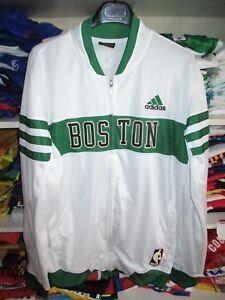 Adidas Nba Giacca Sport L Ebay Veste F8wqrfp Blanc Boston Jacket Basket qwax6PxI4p