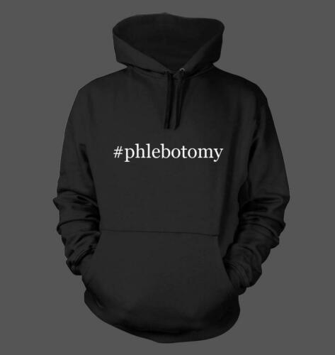 #phlebotomy Men/'s Funny Hoodie NEW RARE