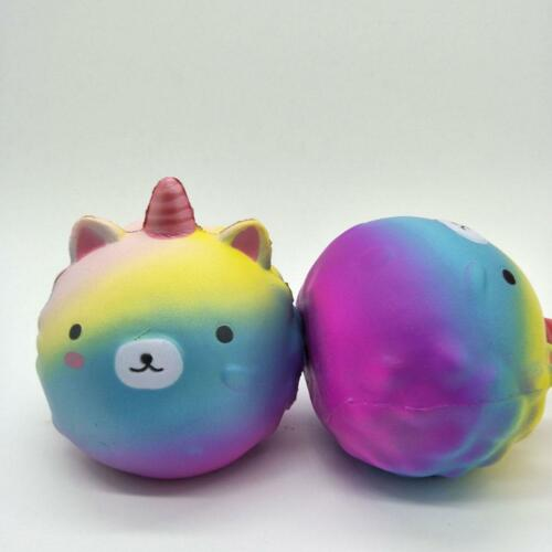 Kawaii Animal Cream Scented Squishy Slow Rising Kids Toys Gift