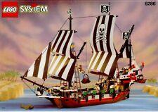 LEGO® Mast 3-Teilig Schiff Schiffsmast Bootsmast Segelschiff Pirateschiff Pirat