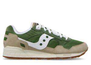Saucony-Shadow-S70404-25-Verde-Sneakers-Uomo-Scarpa-Sportiva-Casual