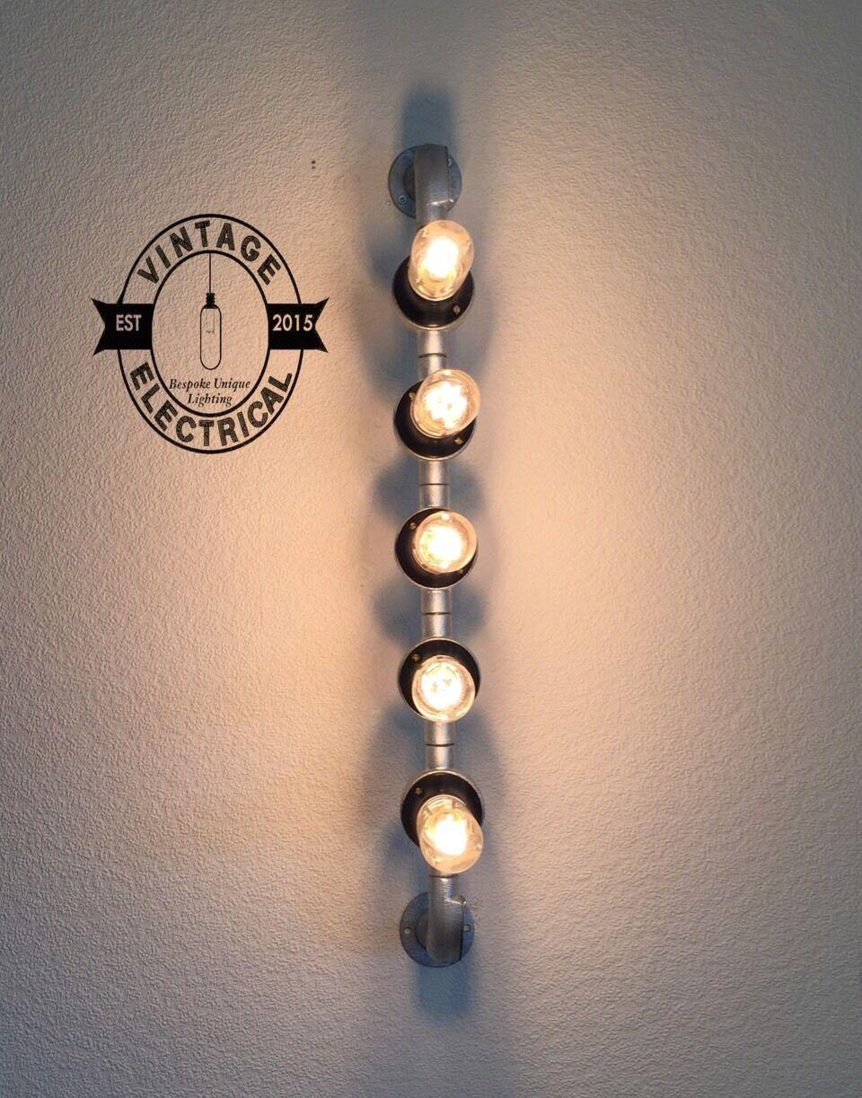 5 bakélite x industrielle bakélite 5 plafond mur lumière bar table steampunk  5 lampes E27 c4bf50