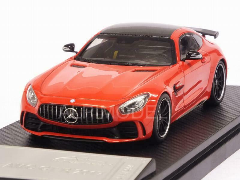 Mercedes AMG GT R 2017 rouge 1 43 ALMOST REAL 420708