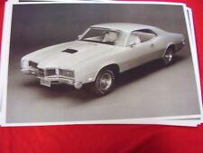 1970 MERCURY MONTEGO CYCLONE GT   11 X 17  PHOTO   PICTURE