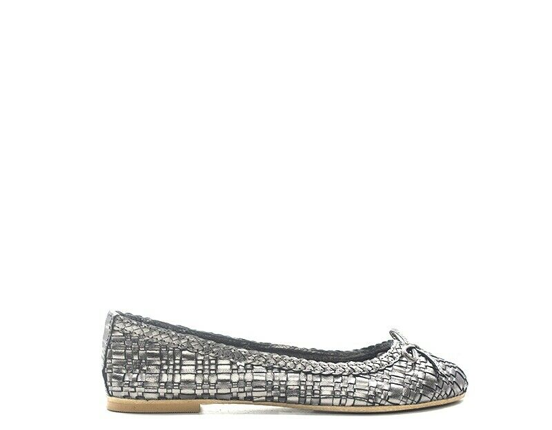 Adaptable Chaussures Grafia Ballerine Cuir Naturel Myj102ad-matt.01 MatéRiaux Soigneusement SéLectionnéS