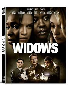 WIDOWS-Blu-ray-DVD-Digital-HD-NEW-FREE-SHIPPING-Action-Thriller-Crime
