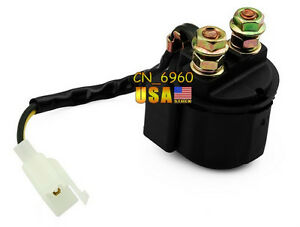 starter relay solenoid motorcaycle for polaris atv ranger. Black Bedroom Furniture Sets. Home Design Ideas