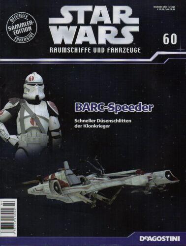 """Star Wars Begleitheft-Raumschiffe und Fahrzeuge-De Agostini-Nr.41-80-/""""NO MODEL/"""""""
