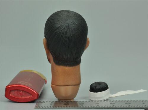 Headsculpt A for Kongling Pavilion KLG-R013 Qi troop guard leader 1//6th Figure