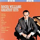 Roger Williams' Greatest Hits by Roger Williams (Piano) (CD, Jun-1989, MCA)