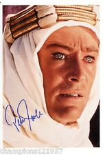Peter O´Toole ++Autogramm++ ++Laurenz von Arabien++