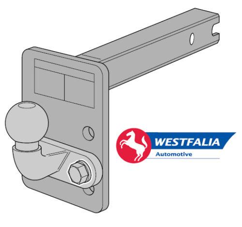 Westfalia Towbar for Range Rover 2002-2012 Flange Tow Bar Neck Only