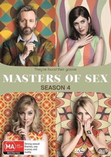 1 of 1 - Masters Of Sex : Season 4 : NEW DVD
