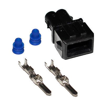 Conector 2 polos reparac cable 61138365340//968405-1 para bmw MQS Crimp