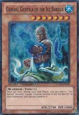 YuGiOh General Gantala of the Ice Barrier - DT04-EN084 - Super Rare - Duel Termi