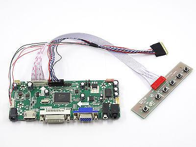 Kit for LTM230HT05 LCD LED LVDS Controller Driver Board HDMI+DVI+VGA