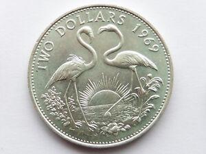 Rational H840 Bahamas 2,- Dollars 1969 Ein Unbestimmt Neues Erscheinungsbild GewäHrleisten