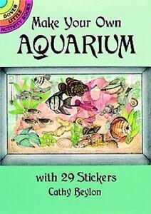 how to make a mini aquarium