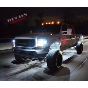 Recon 264515wh Under Body Wheel Well Mounted Rock Light