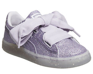 Glitter Thistle Basket Kids Exclusivo Heart Puma Ps F0fnn16q