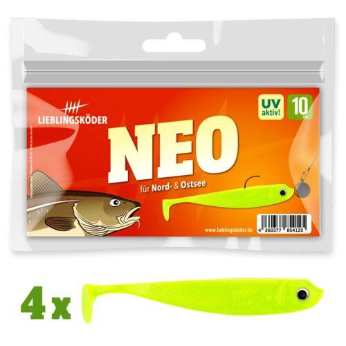 Lieblingsköder Shad NEO 10 cm Gummifisch