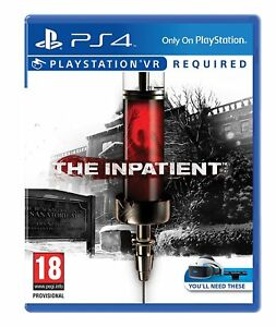 The-Inpatient-Psvr-Neuf-Scelle-PS4-PLAYSTATION-4