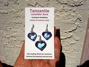 Tanzanite-Aura-Quartz-Heart-Pendant-Earrings-Set-A-Great-Gift-Excellent-Price