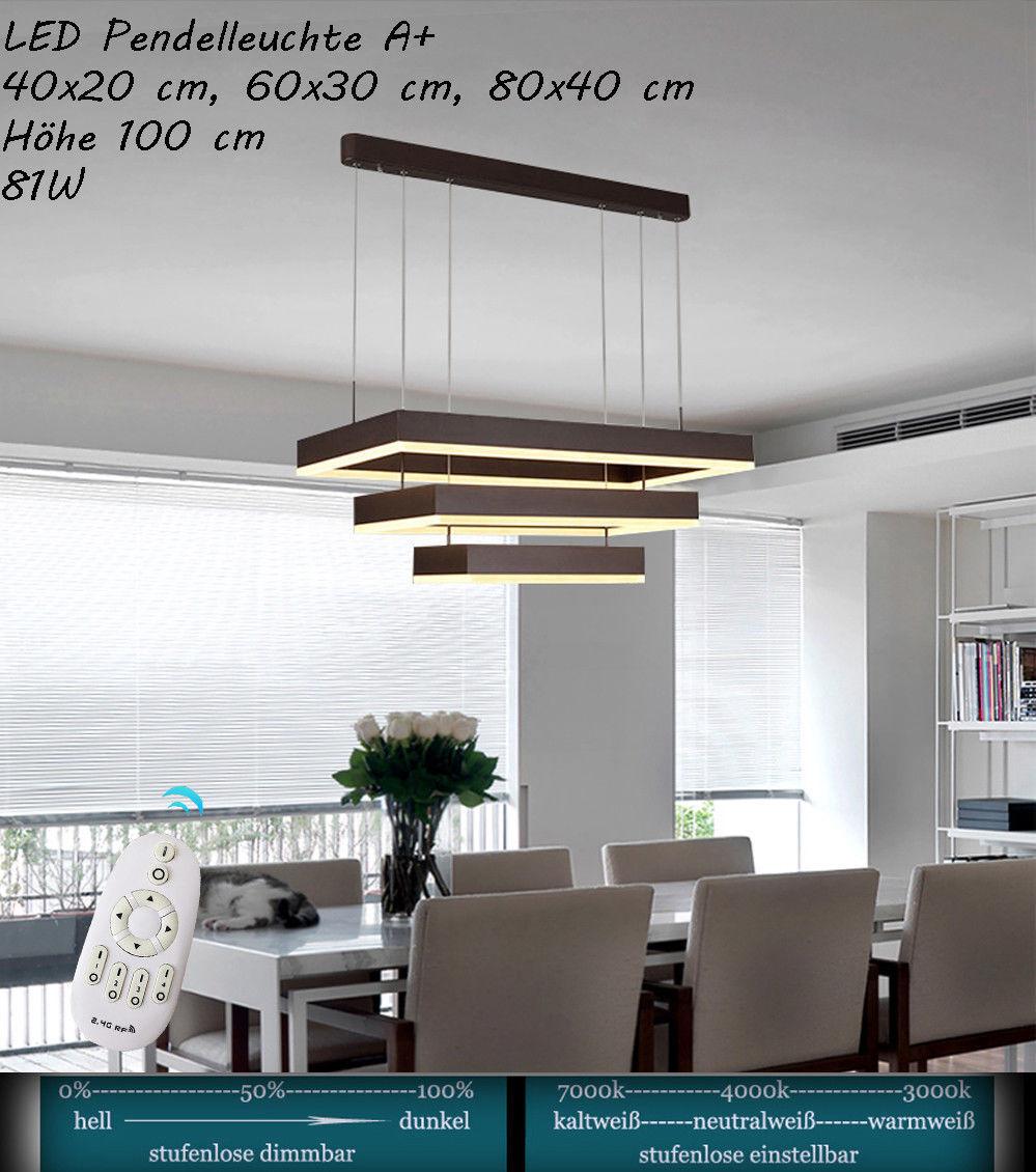 ampia selezione Led Dd146 colore Luce e Luminosità Regolabile Lampada a a a Sospensione Acrilico  Nuova lista