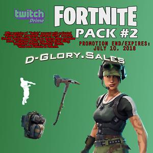twich prime pack fortnite