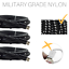 miniature 3 - Lot of 5 Bulk 10Ft Fast Micro USB Charger Cable Cord Braided For Android Samsung