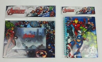 "Marvel Avengers Iron Man Magnetic or Table Top Picture Frame 4/"" x 6/"""