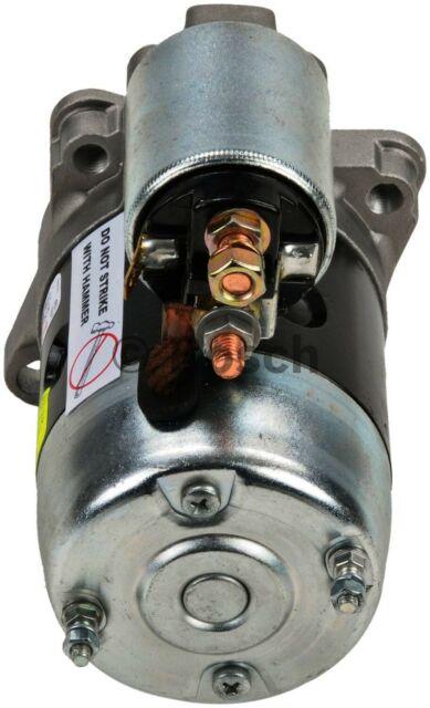 Starter Motor Bosch SR294X Reman