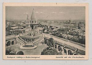 BUDAPEST-HUNGARY-Fischerman-039-s-Bastion