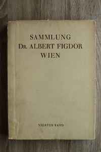 Auktion-Katalog-1930-Sammlung-Albert-Figdor-Wien-4-Teil-Paul-Cassirer-Artaria