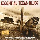 Essential Texas Blues Various Artists Double LP Vinyl European Not Now 2012 28