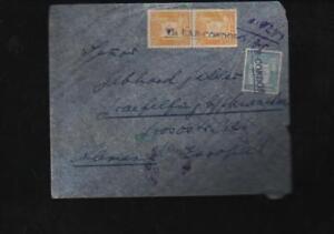(a67994) Par Avion Enveloppe Bolivie Munich Avec Lignes Cachet Via Lar-condor-afficher Le Titre D'origine Bon Pour L'éNergie Et La Rate